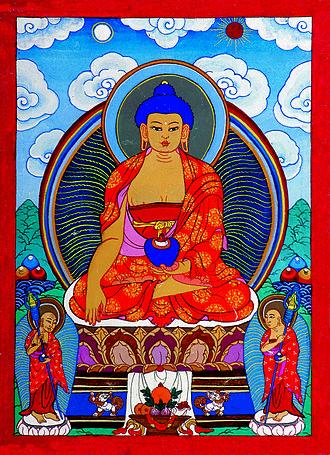 330px-Buddha-painting