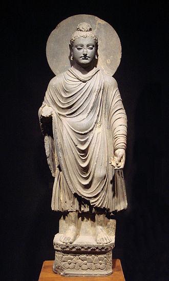 330px-Gandhara_Buddha_(tnm)