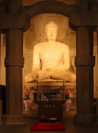 Korean Buddha